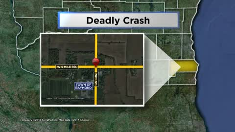 Man dead after rollover crash in Racine County