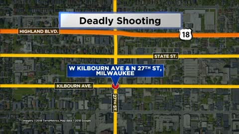 Milwaukee Police: Man killed after apparent argument near 27th and Kilbourn identified