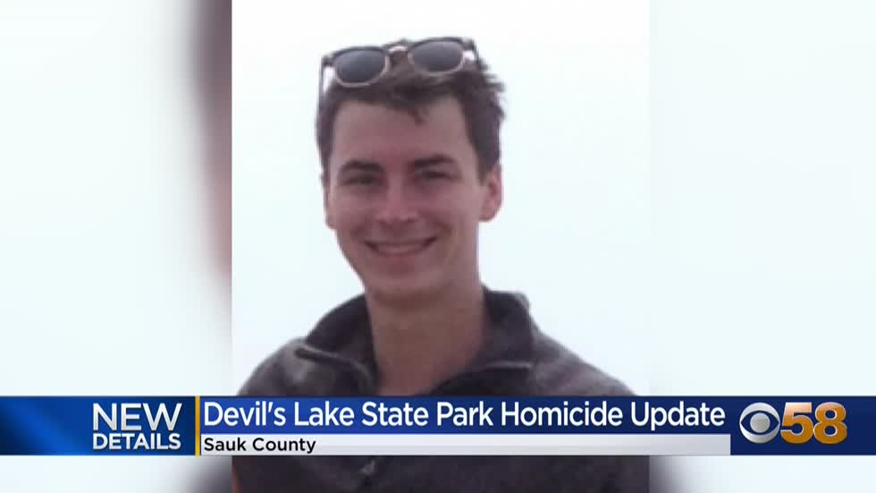 Suspect in Devil's Lake homicide still at large; officials ask public for help