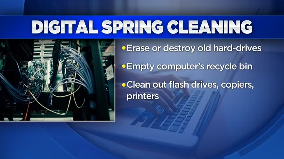 Digital spring cleaning: How to protect your personal data