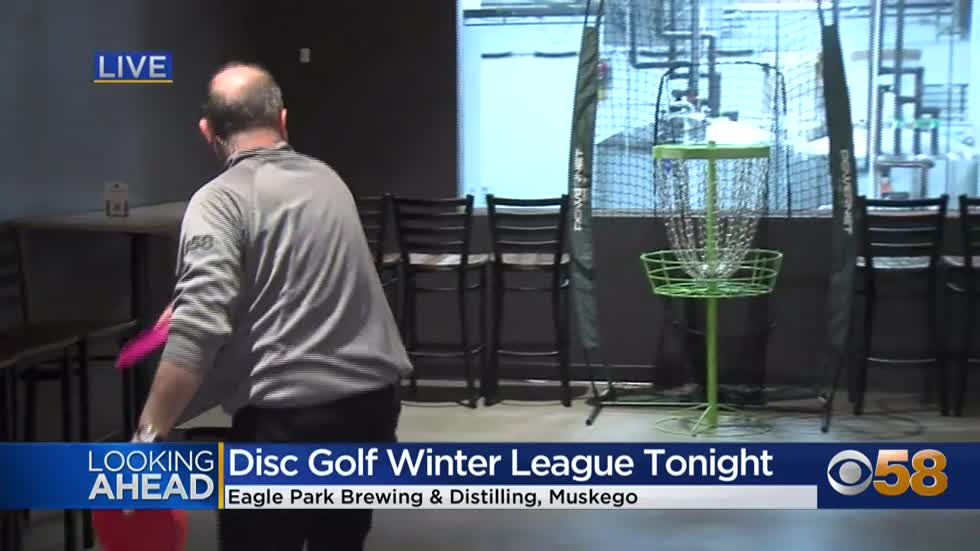 The 'Milwaukee Winter Brewery Putting League' lets you play...