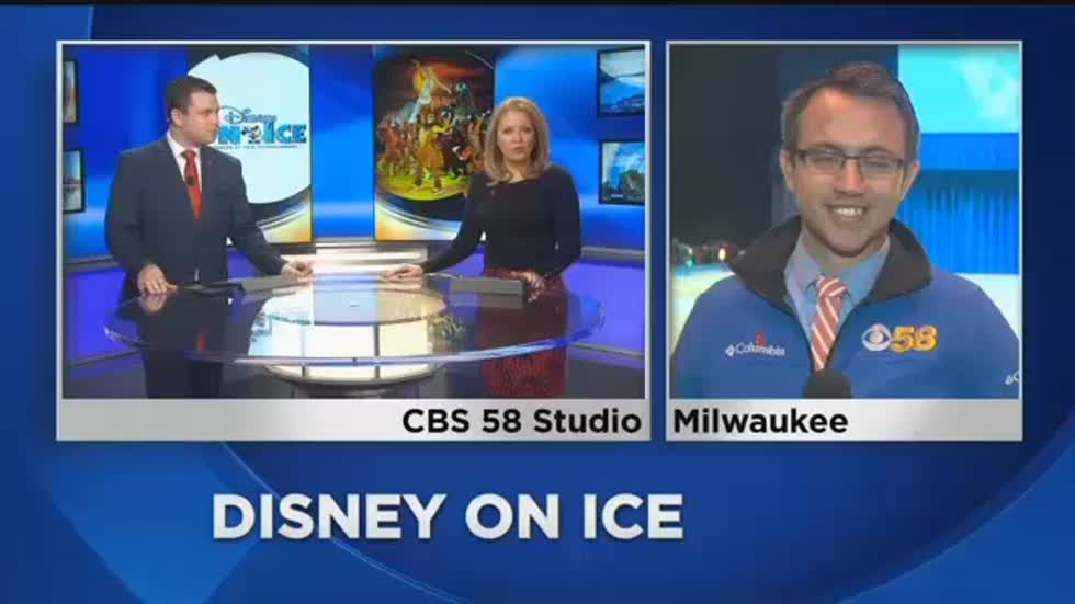 Disney On Ice Gives Audiences a Passport To Adventure