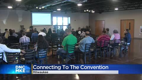 Workshop helps business owners connect with DNC-related opportunities