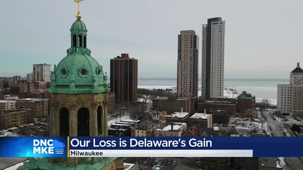 Biden's hometown gets boost from DNC, as Milwaukee accepts lost revenue impact