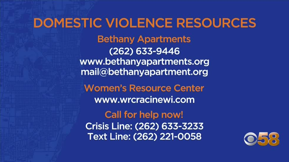 Racine & Me: Resources for Victims of Domestic Violence