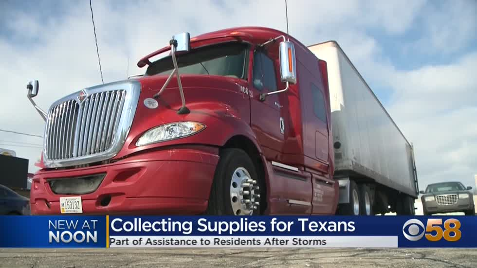 Local brothers collecting donations to bring to Texas