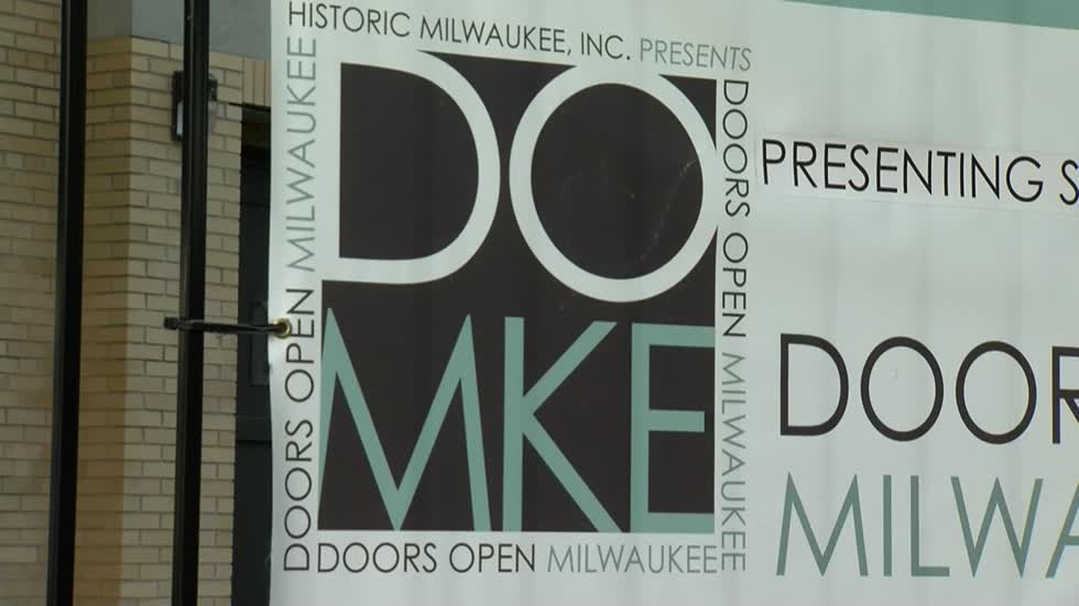 Doors Open Milwaukee event giving visitors free behind-the-scenes tours