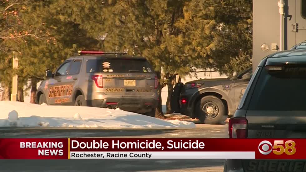 3 adults found dead at Racine County home