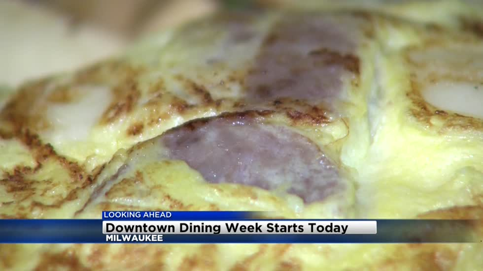 Downtown Dining Week kicks off Thursday in Milwaukee