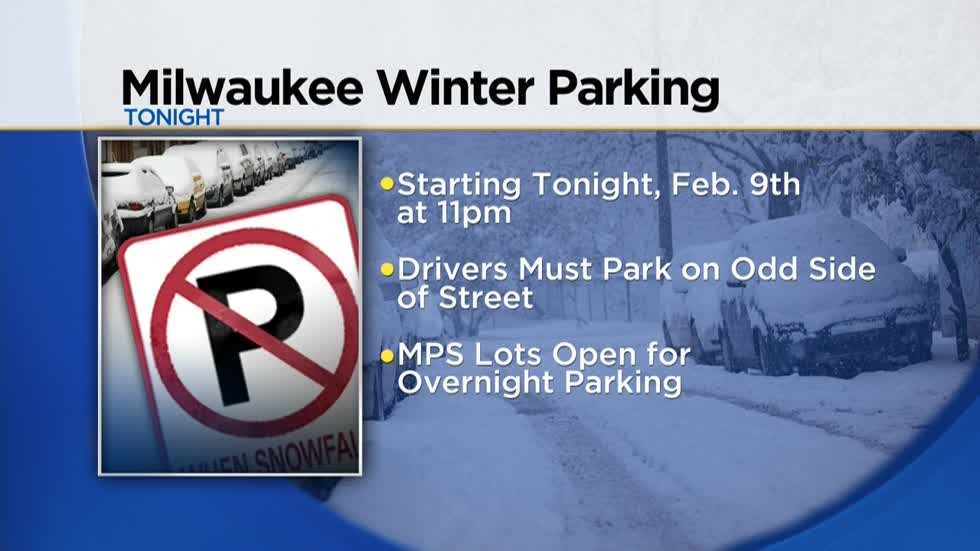 Snow removal operation called for in Milwaukee Friday and Saturday nights