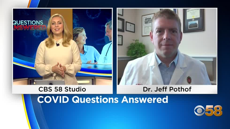 What to know about the COVID-19 vaccine as we head into flu season