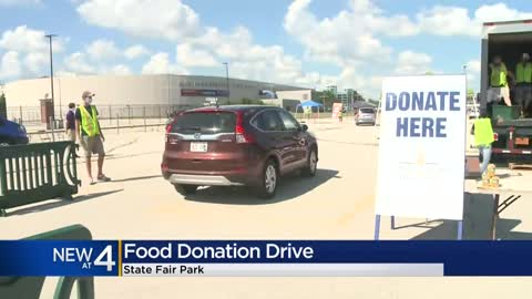 Hunger Task Force gets help from State Fair with special, one-time...