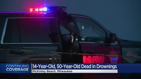 Red Cross, Milwaukee Fire Dept. offering tips for swimmers in...