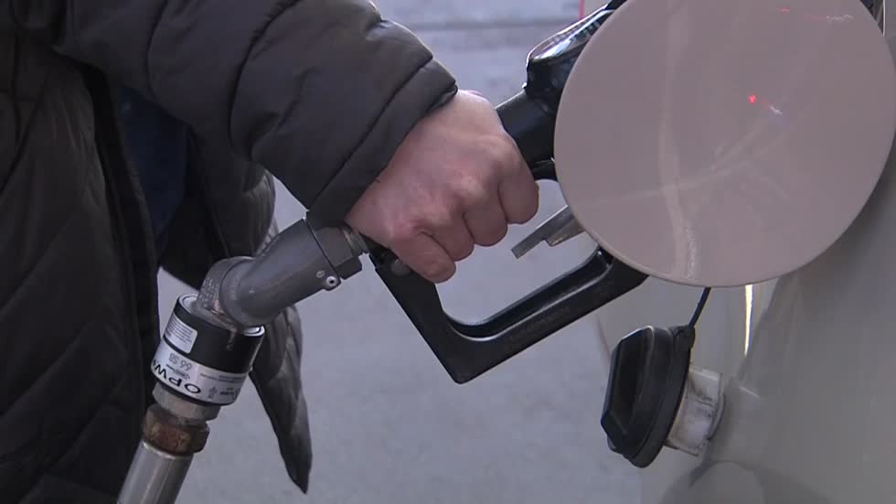 Average gas price in Wisconsin is about $2.82, price may increase in coming weeks
