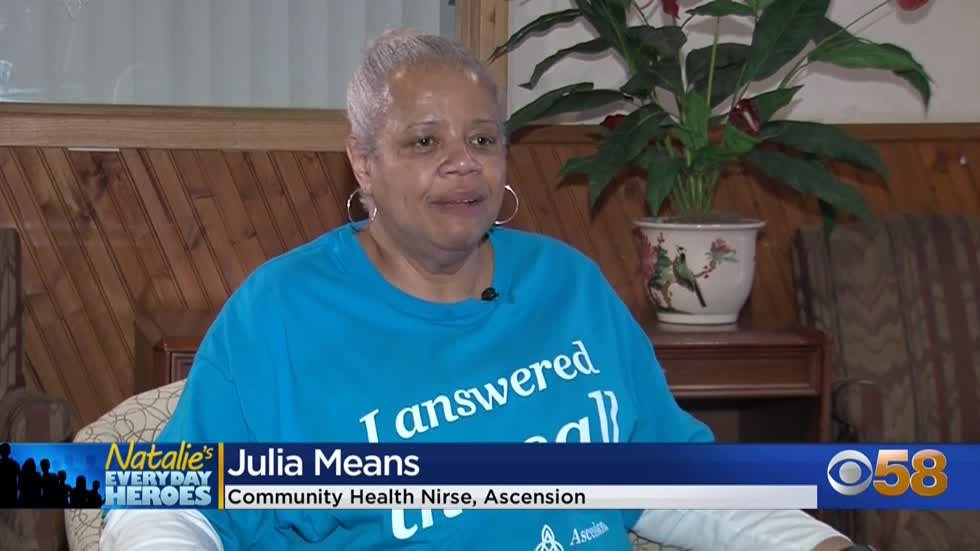 Natalie's Everyday Heroes: Julia Means works to fight infant...