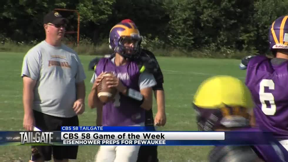 Week 2 Preview: Eisenhower Lions