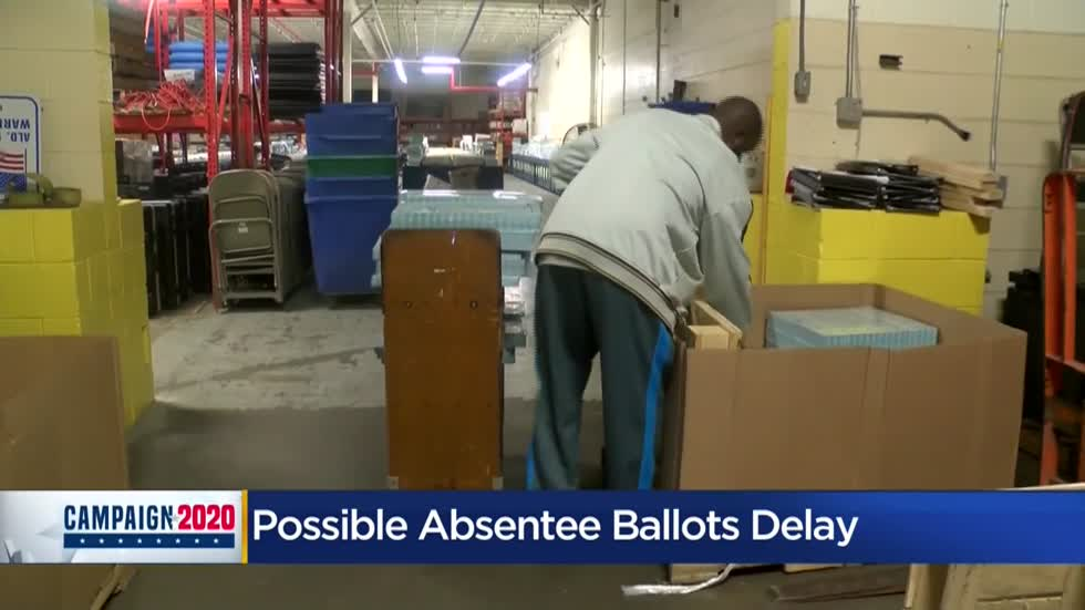 Wisconsin election officials react to high court request to delay sending absentee ballots