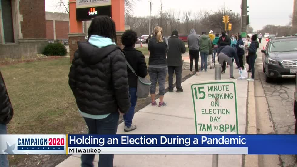 Milwaukee leaders frustrated with election; proud of poll worker efforts