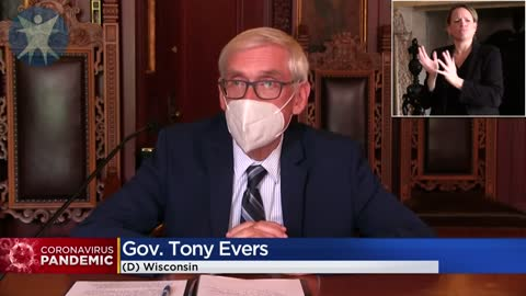 Evers says there is no 'secret plan' to order schools go...