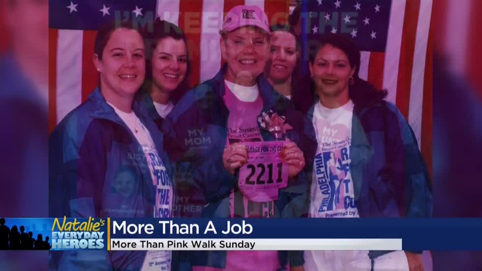 Natalie's Everyday Heroes: Nikki Panico, executive director for Komen Wisconsin
