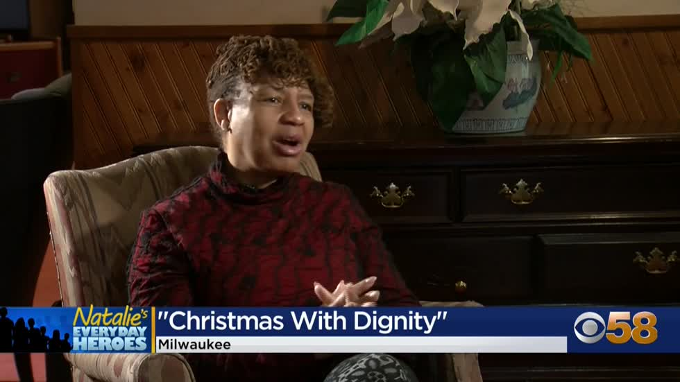 Natalie's Everyday Heroes: Milwaukee North Sunrise Rotary Club's 'Christmas with Dignity' program