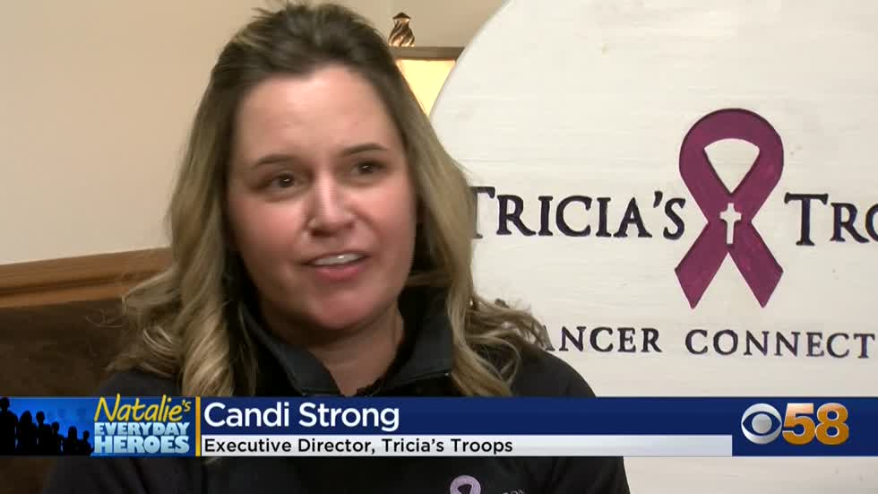 Natalie's Everyday Heroes: Candice Strong honors sister's...
