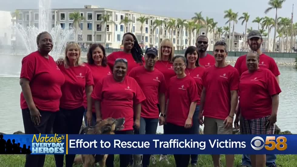 Natalie's Everyday Heroes: Convergence Resource Center works to rescue victims of human trafficking