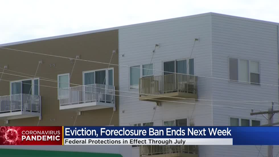 Tenants, homeowners facing eviction during pandemic could possibly get an extension under federal law
