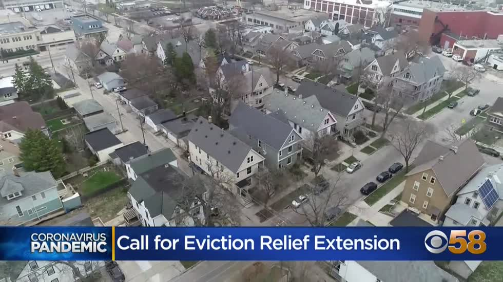 With federal eviction moratorium set to expire, Milwaukee union...