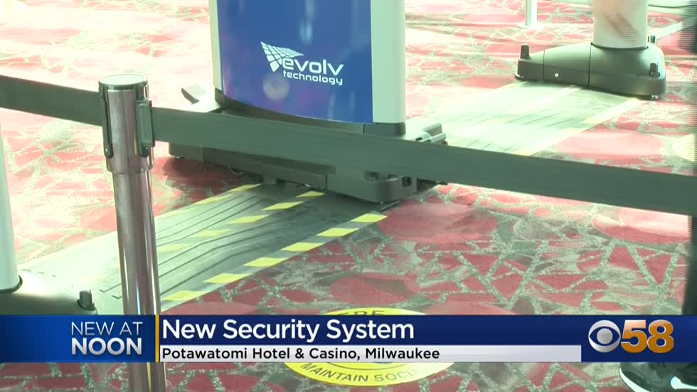 Potawatomi Hotel & Casino adds new technology to increase guest,...