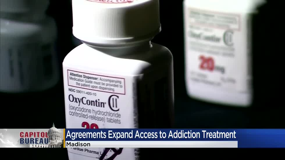 Agreement to expand addiction treatment announced