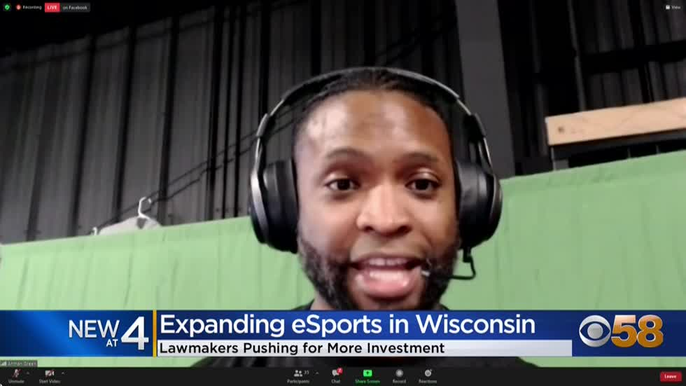 Push to bring more esports to Wisconsin schools 🎮