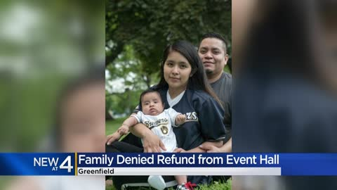 West Allis family says local business refuses to refund event canceled due to COVID-19
