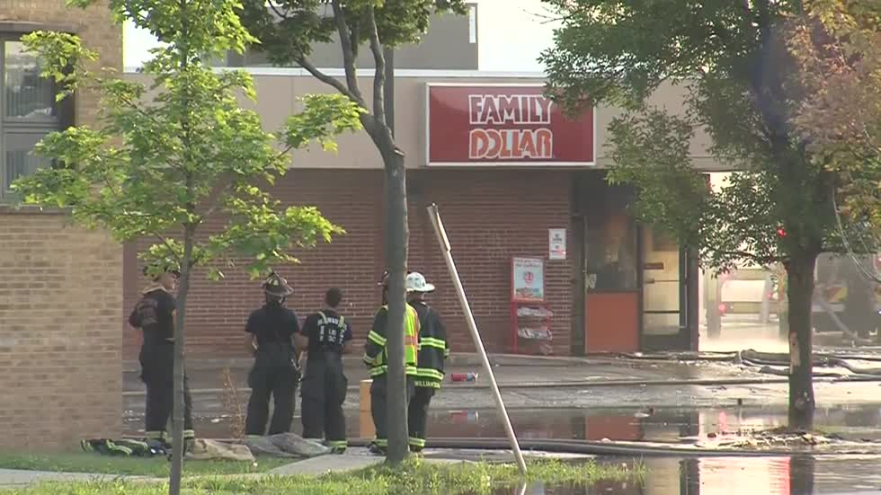 Fire fighters called back to Family Dollar Store Saturday morning