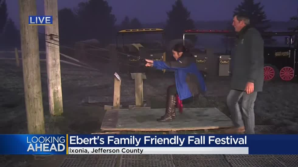 Two weekends left to check out family-friendly fun at Ebert's Greenhouse Village