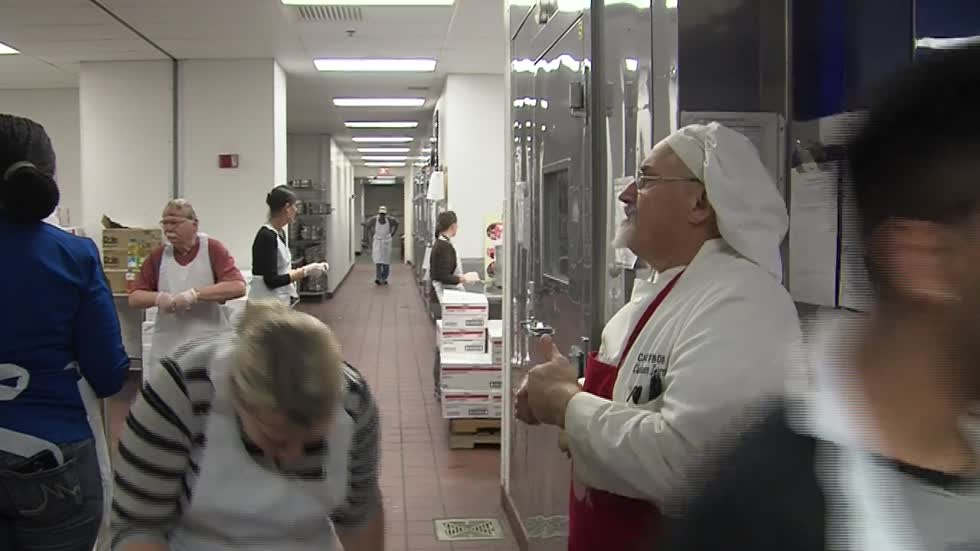 Salvation Army Feast is part tribute to late Chef Gus Kelly