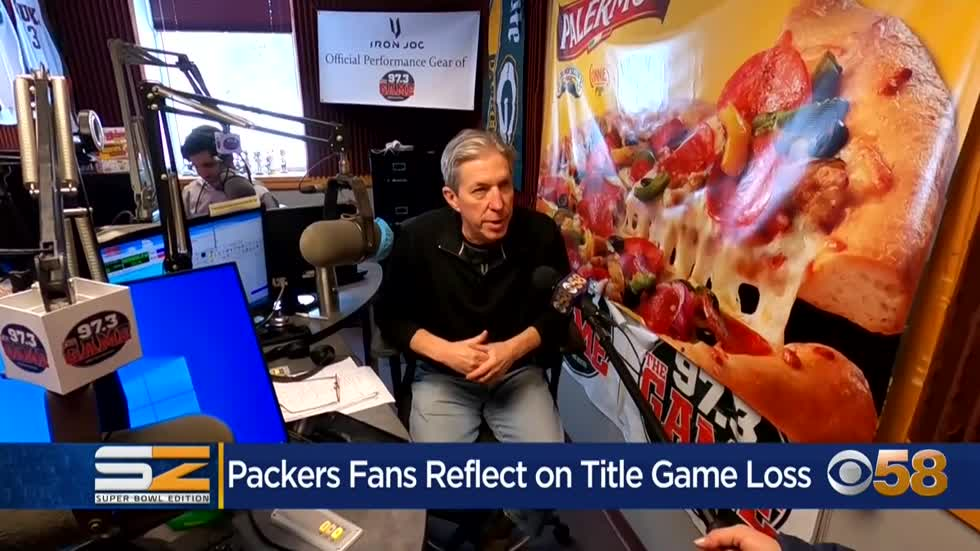 Green Bay Packers fans reflect on loss of Super Bowl dreams