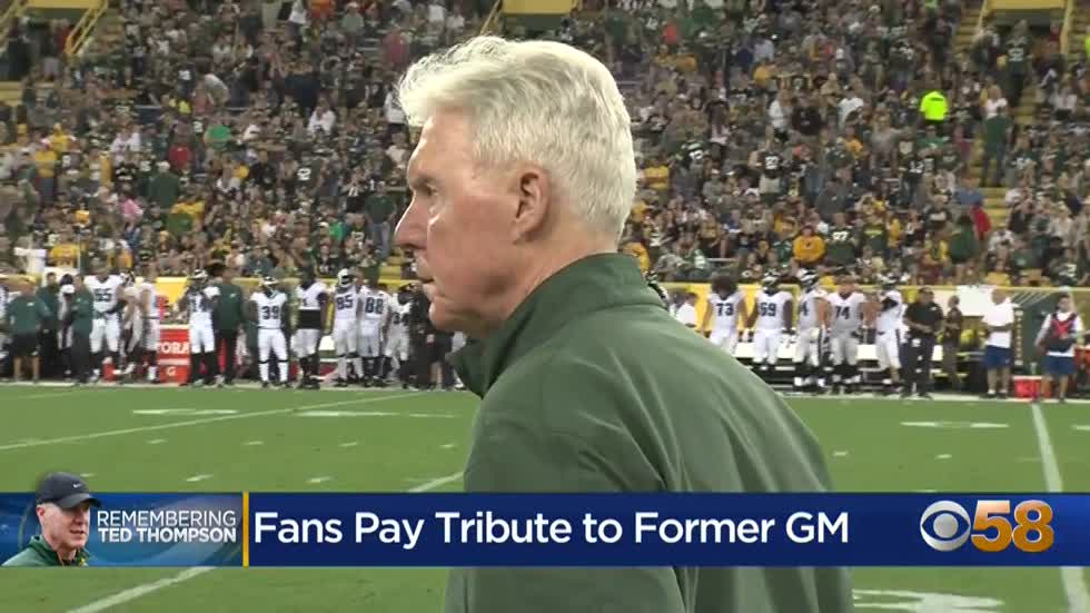 'A good, honorable guy': Packers fans remember former general...