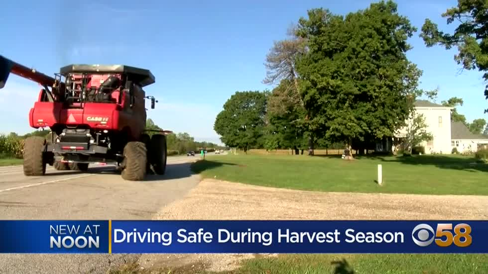 ' Leaders urge caution on roads as National Farm Safety and...
