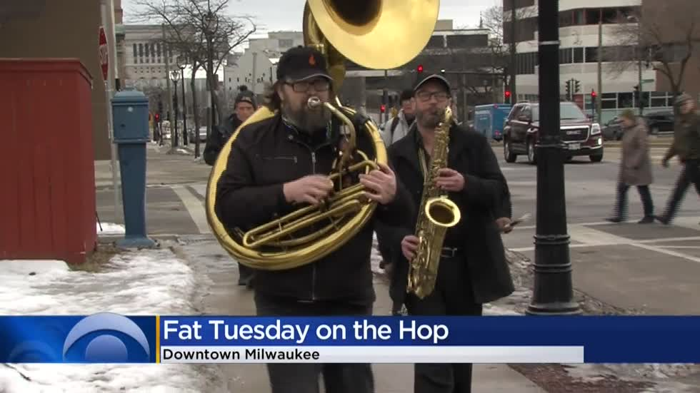 The Hop, Potawatomi celebrate Fat Tuesday with Mardi Gras entertainment