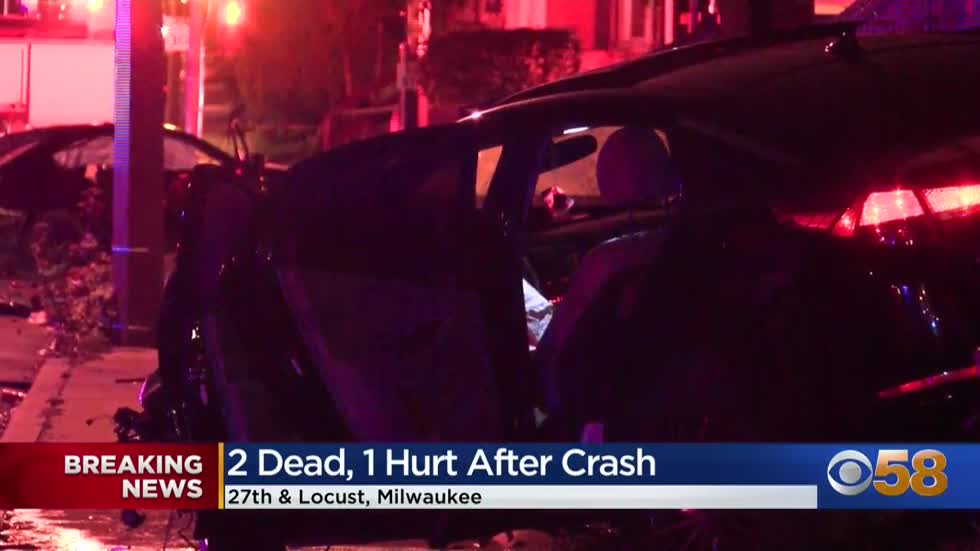 2 women dead, 1 seriously injured in crash near 27th and Locust