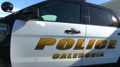 Bicyclist struck and killed by hit and run driver in Caledonia