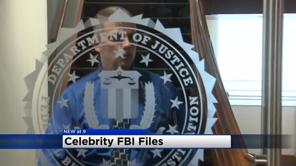 FBI Vault contains files on hundreds of famous people