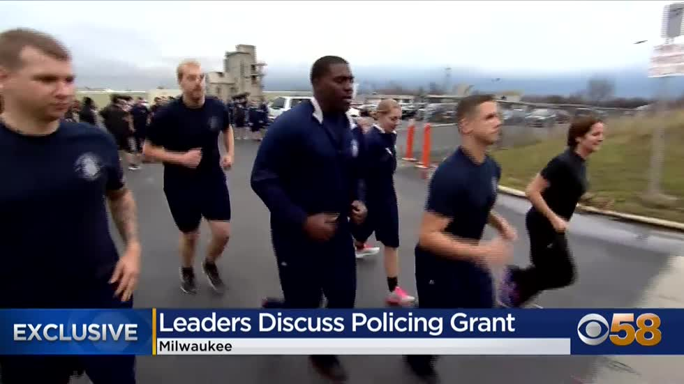 Milwaukee alders work to flip votes, accept $10 million federal grant to hire police