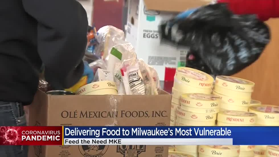 Dozens of organizations unite to help vulnerable population on city's north side