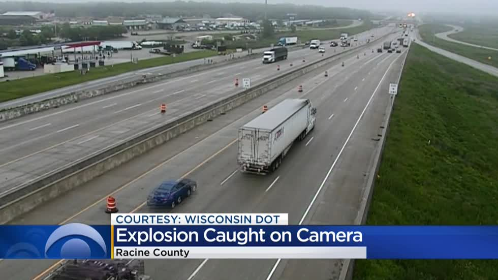New video shows initial moments of fatal chain reaction crash on I-94 in Racine County
