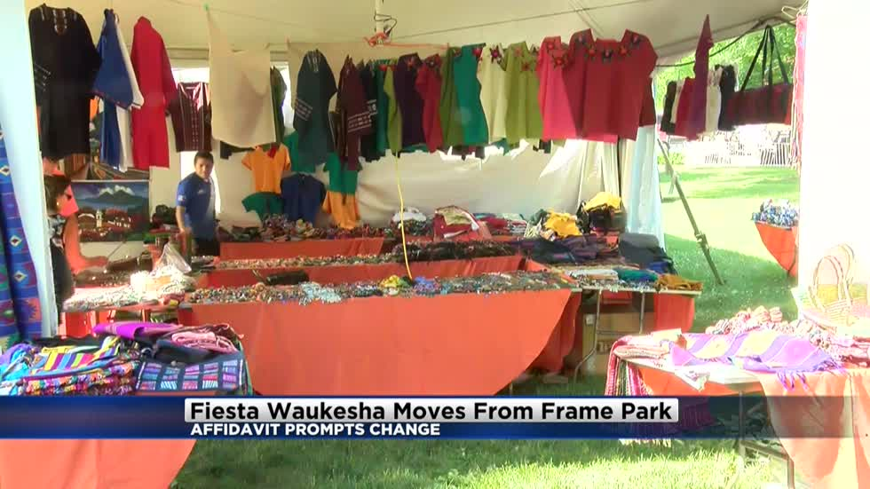 Affidavit guaranteeing proper immigration documentation prompts location change for Fiesta Waukesha