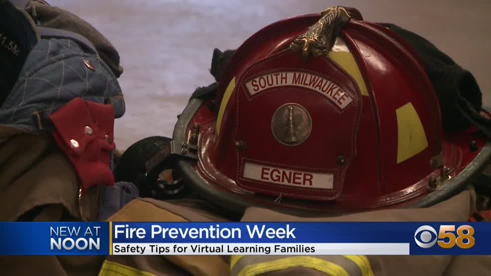 'Be mindful:' Local department offers home safety tips as part of Fire Prevention Week