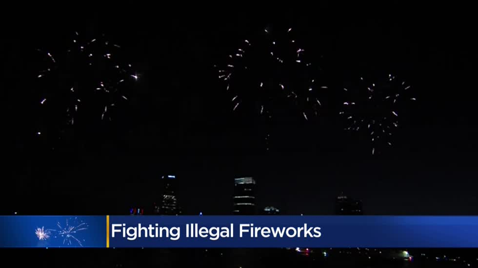 MPD to write citations for setting off fireworks