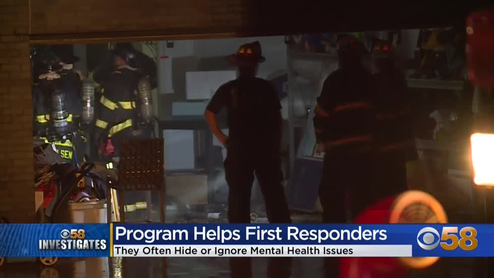 First responders battling invisible enemy